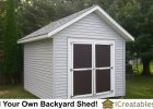 10x12 Shed Plans Building Your Own Storage Shed Icreatables intended for dimensions 1280 X 720