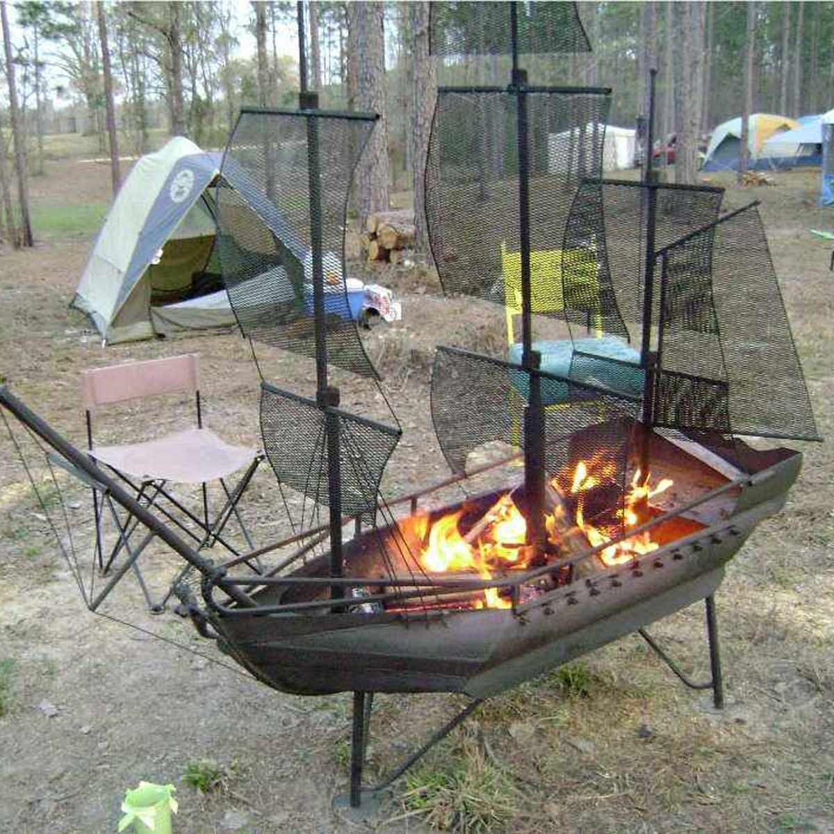 12 Great Backyard Fire Pit Ideas The Family Handyman with regard to size 1200 X 1200