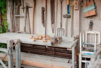 12 Shed Storage Ideas To Organize Your Space At Last The Family regarding size 1000 X 1000