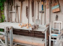 12 Shed Storage Ideas To Organize Your Space At Last The Family with regard to sizing 1000 X 1000