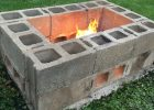 15 Outstanding Cinder Block Fire Pit Design Ideas For Outdoor Yard pertaining to sizing 1000 X 1334