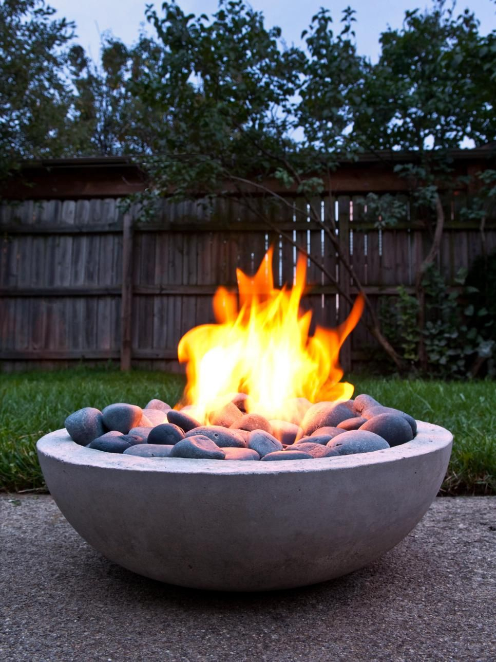 15 Patio Sized Fire Pits And Water Features Backyard Patio in dimensions 966 X 1288