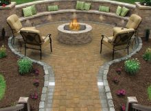 17 Of The Most Amazing Seating Area Around The Fire Pit Ever for sizing 1000 X 1334
