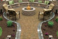 17 Of The Most Amazing Seating Area Around The Fire Pit Ever with regard to proportions 1000 X 1334