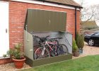 21 Secure Bike Shed Ideas From Around The Globe throughout dimensions 1500 X 1004