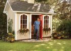 24 Tips For Turning A Shed Into A Tiny Hideaway The Family Handyman with regard to sizing 1200 X 1200