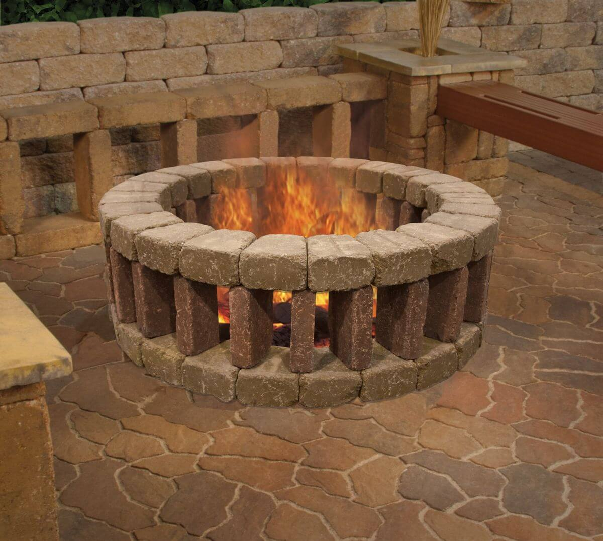 27 Best Diy Firepit Ideas And Designs For 2019 with sizing 1200 X 1076