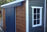 27 Best Small Storage Shed Projects Ideas And Designs For 2019 inside proportions 1200 X 1600