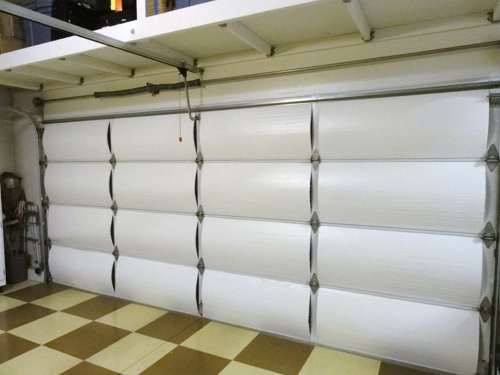 3 Steps Most Effective Way To Insulate Your Garage Door To Reduce regarding sizing 1024 X 768