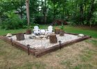 30 Best Backyard Fire Pit Area Inspirations For Your Cozy And Rustic with measurements 3166 X 2375