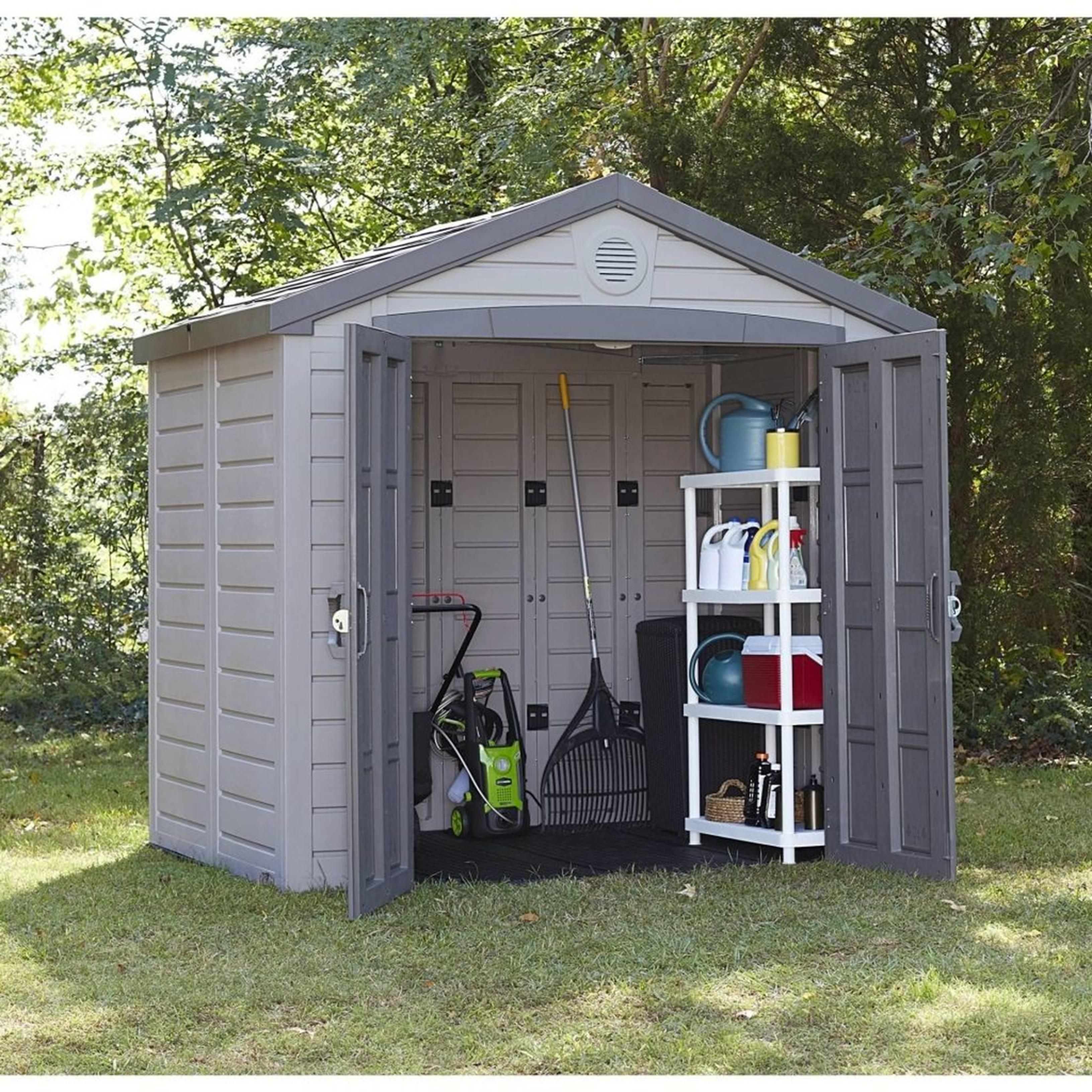 42262 B67345332b91 1 Keter Storage Shed Manor Review Midi Gable in measurements 3264 X 3264