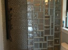 5 Amazing Glass Block Shower Designs With Personality within proportions 735 X 1102