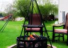 53 Firepit Tripod Stand Eonshoppee intended for proportions 1080 X 1080