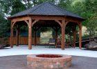 55 Best Backyard Retreats With Fire Pits Chimineas Fire Pots regarding size 1100 X 738