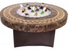 Accessories Oriflamme Fire Table Designingfire with proportions 4311 X 3086