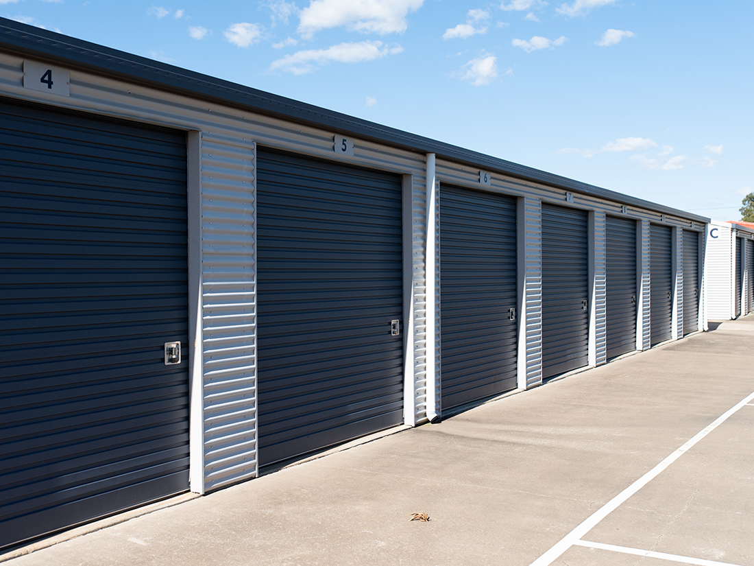 Allstore Storage Self Storage Sheds In Bundaberg inside size 1100 X 825