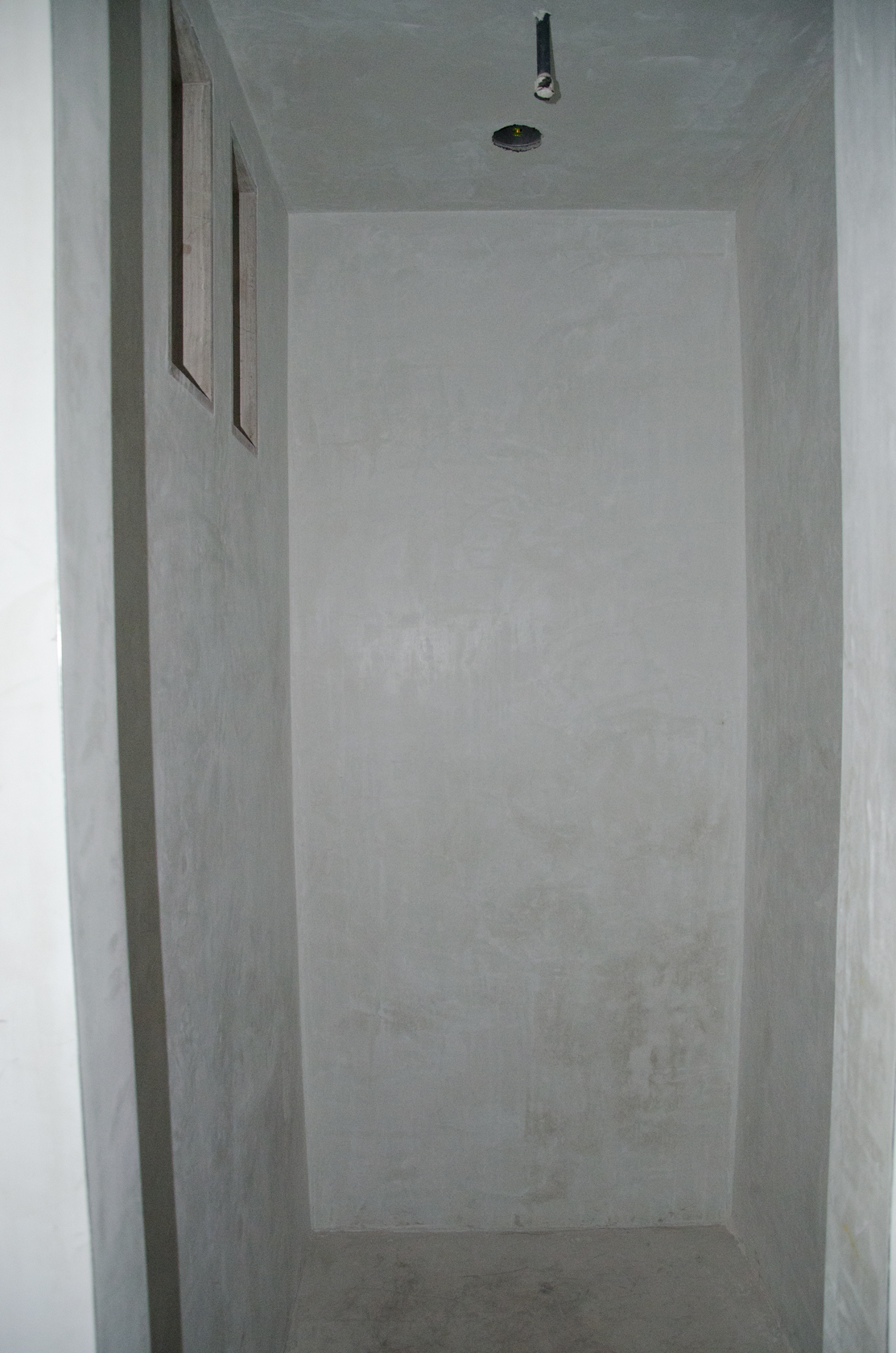 Alternative To Stone And Tile In The Shower with sizing 1113 X 1680