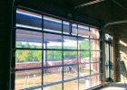 Aluminum Glass Garage Overhead Sectional Roller Doors In New Jersey inside dimensions 1200 X 1600