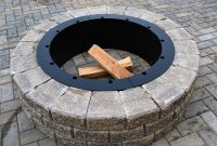 American Made 36round Fire Pit Insert Plowhearth for proportions 1200 X 1320