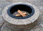 American Made 36round Fire Pit Insert Plowhearth with sizing 1200 X 1320