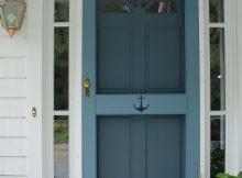 Amusing Front Door Design With Awesome Screen Doors Ideas Screen regarding size 1870 X 2494