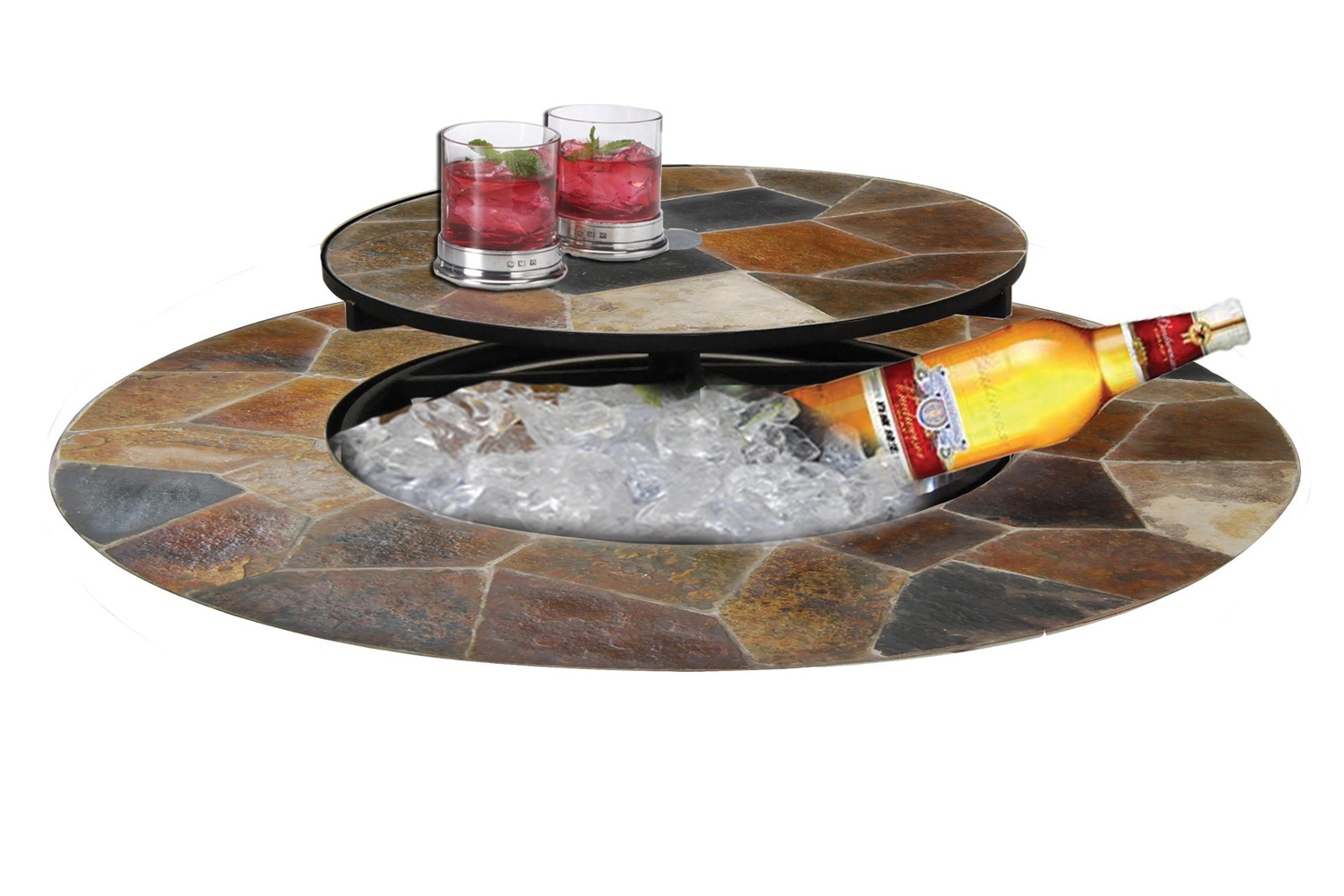 Arizona Sands Fire Pit Table Dm 643610n I Deeco Consumer Products regarding sizing 1500 X 1000