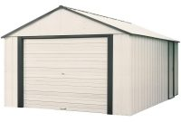 Arrow Murryhill 12 Ft X 17 Ft Vinyl Coated Garage Type Steel in size 1000 X 1000