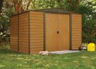 Arrow Shed Woodridge 10 X 6 Ft Steel Storage Shed Walmart pertaining to dimensions 1600 X 1600