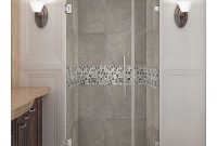 Aston Nautis 28 In X 72 In Frameless Hinged Shower Door In for sizing 1000 X 1000