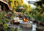 Awesome Fire Pit Landscaping Ideas Home Design Popular Fire Pit pertaining to proportions 1280 X 720