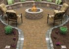 Backyard Fire Pit Ideas And Designs For Your Yard Deck Or Patio throughout measurements 735 X 1102