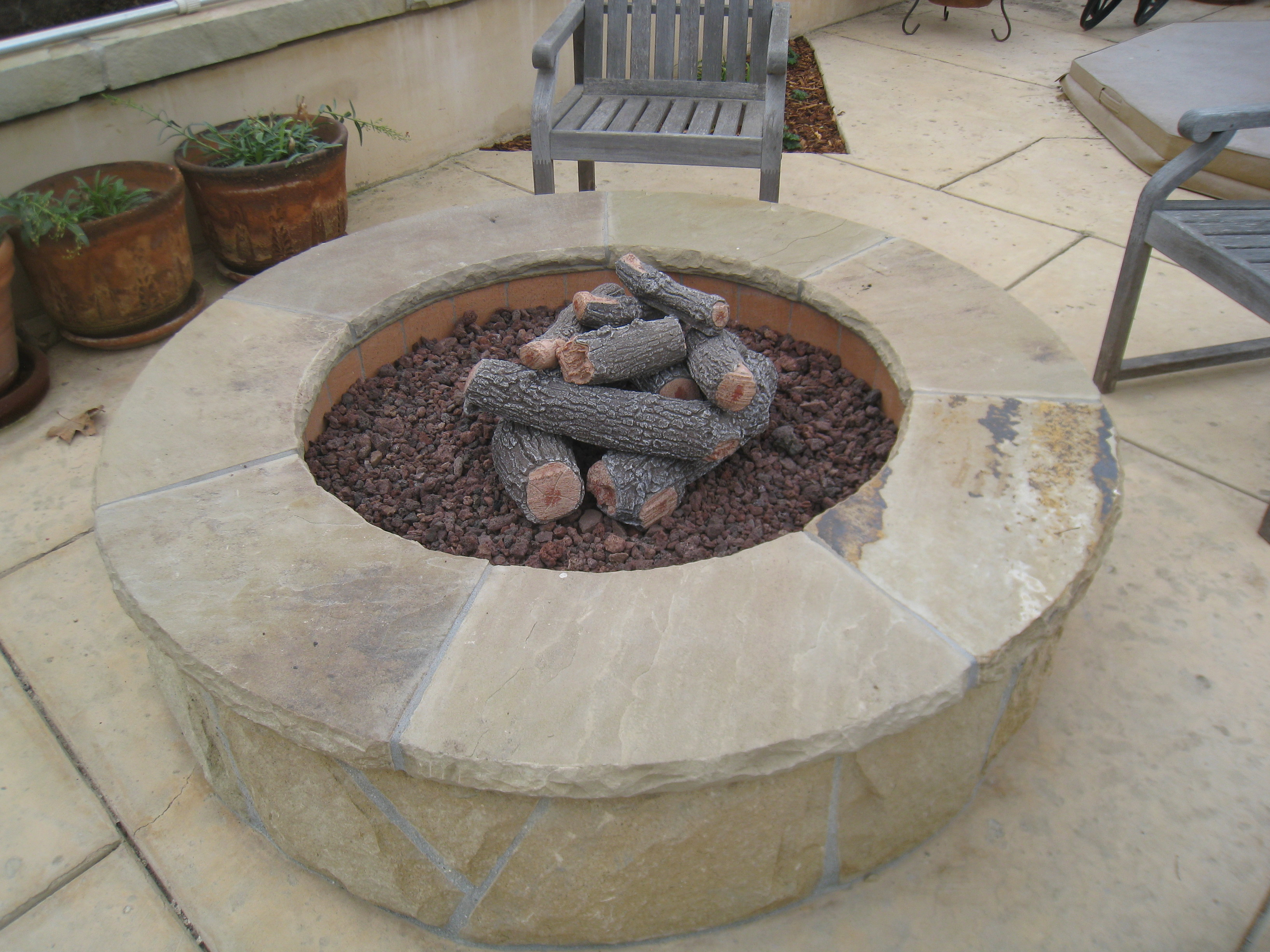 Backyard Fire Pit Ideas Santa Barbara 93103 Down To Earth with regard to sizing 3264 X 2448