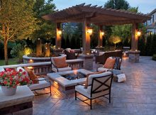 Backyard Fire Pits That Heat Up Your Landscape pertaining to dimensions 1083 X 844