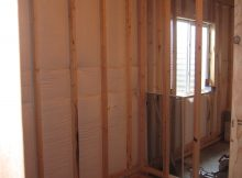 Basement Bathroom With Pex Plumbing And A Rainfall Showerhead within measurements 2736 X 3648