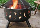 Belleze Outdoor Firepit Diamond Wood Burning Fire Pitonebigoutlet throughout size 1200 X 1200