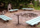 Bench Around Fire Pit Fire Pit Design Ideas within size 1280 X 774