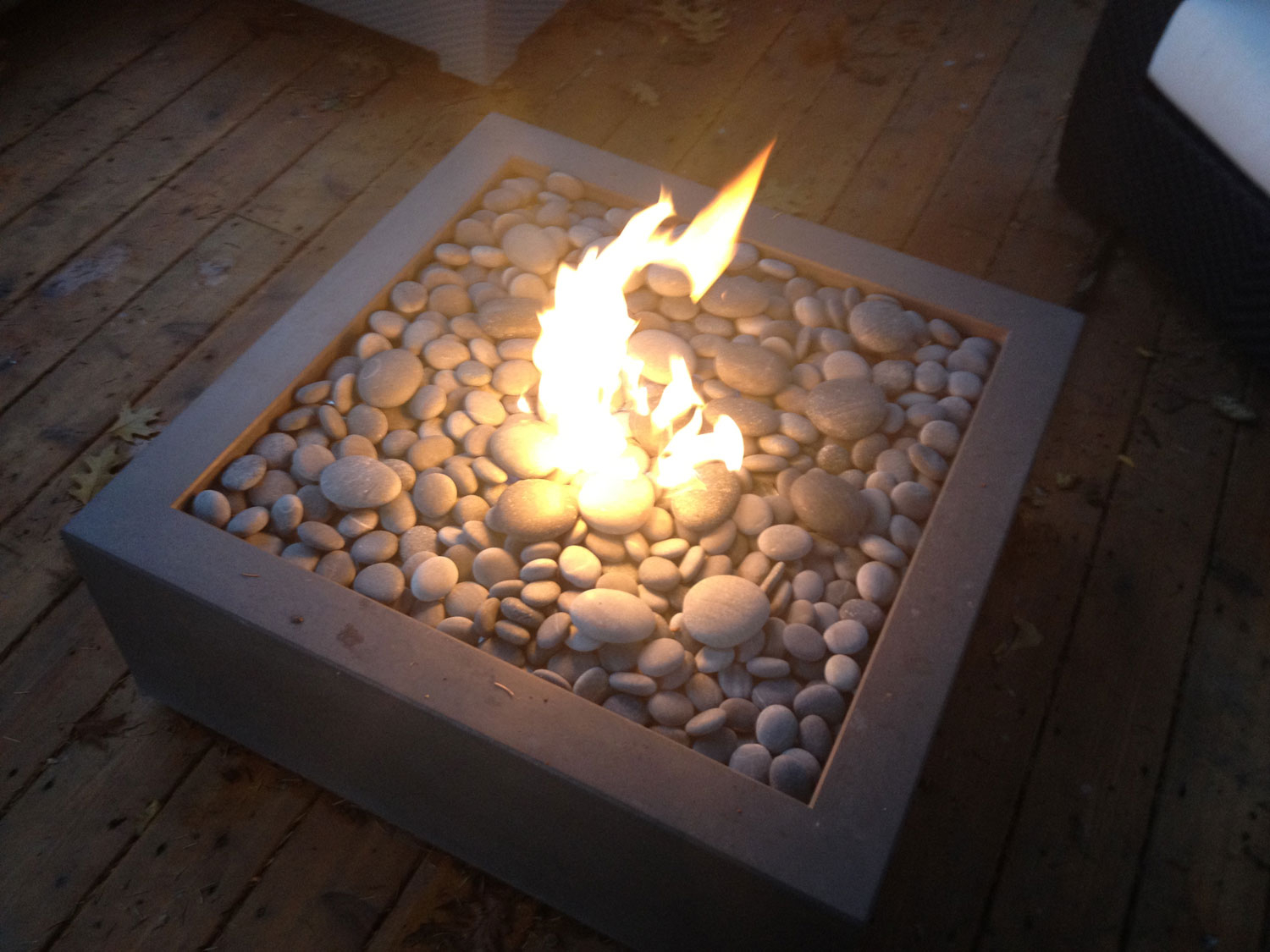 Bento 32 Concrete Fire Pit In Charcoal Paloform with regard to measurements 1500 X 1125