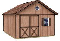 Best Barns Brandon 12 Ft X 12 Ft Wood Storage Shed Kit inside measurements 1000 X 1000