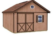 Best Barns Brandon 12 Ft X 12 Ft Wood Storage Shed Kit regarding dimensions 1000 X 1000