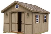 Best Barns Cambridge 10x20 Wood Shed Free Shipping with regard to dimensions 1000 X 1000