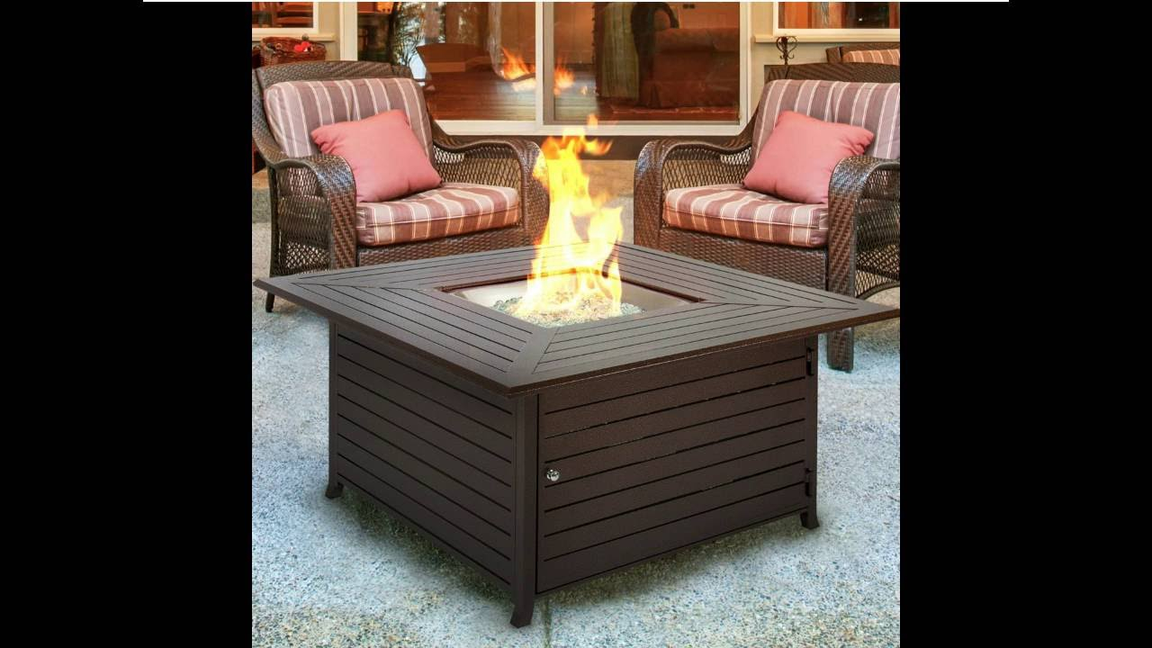 Best Choice Products Bcp Extruded Aluminum Gas Outdoor Fire Pit for dimensions 1280 X 720