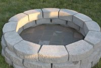 Best Diy Fire Pit Project Ideas Page 16 Of 19 Dream Home intended for sizing 1066 X 1600