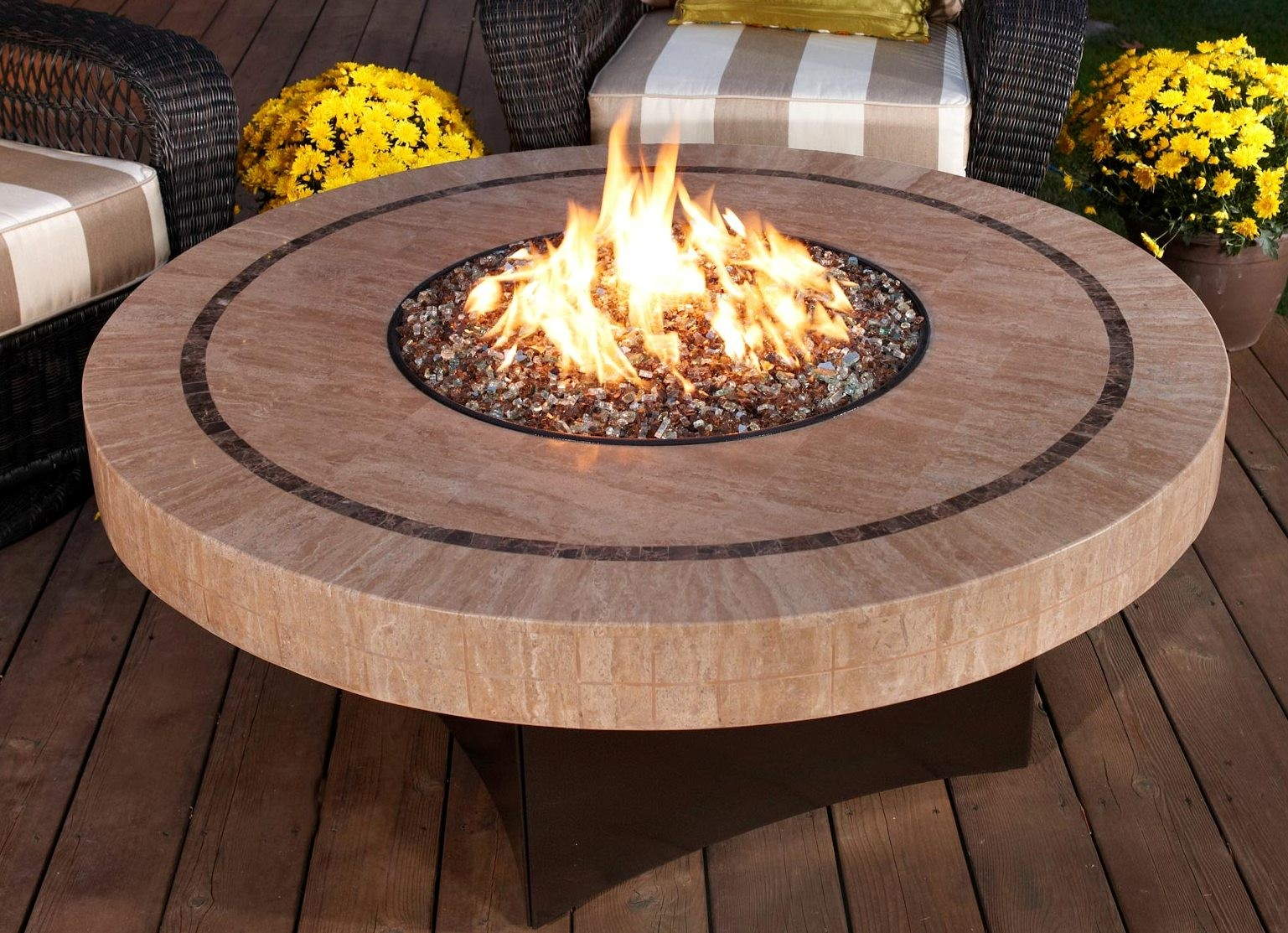 Best Natural Gas Outdoor Fire Pits 174kaartenstempnl throughout sizing 1537 X 1113