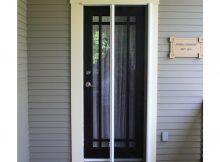 Best Retractable Screen Doors Exterior Doors And Screen Doors regarding proportions 1000 X 1000