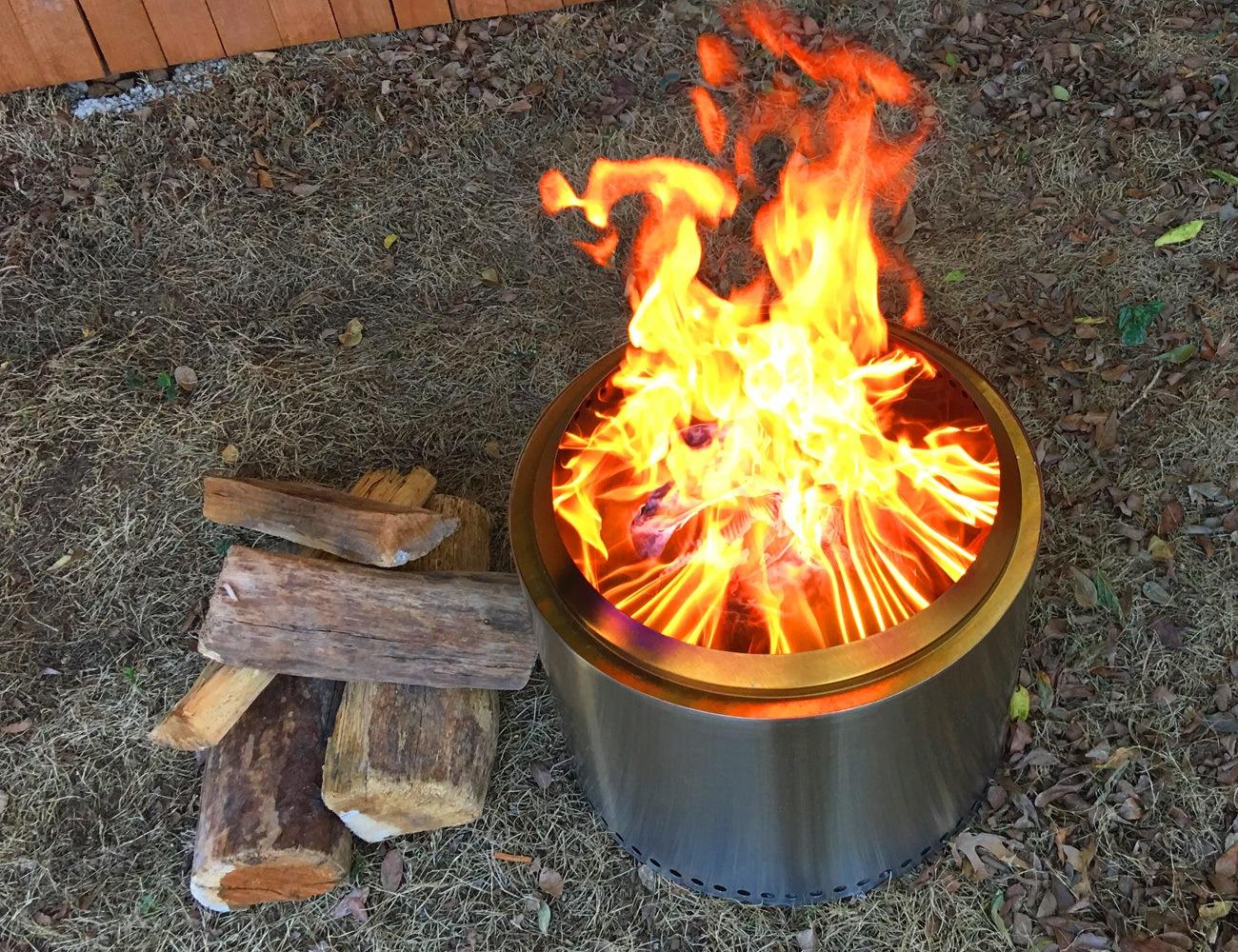 Best Wood Burning Fire Pits Bestoutdoorfirepits in dimensions 1300 X 1000