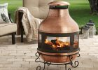Better Homes And Gardens 39 Tall Copper Hammered Chiminea Fire Pit pertaining to size 2000 X 2000