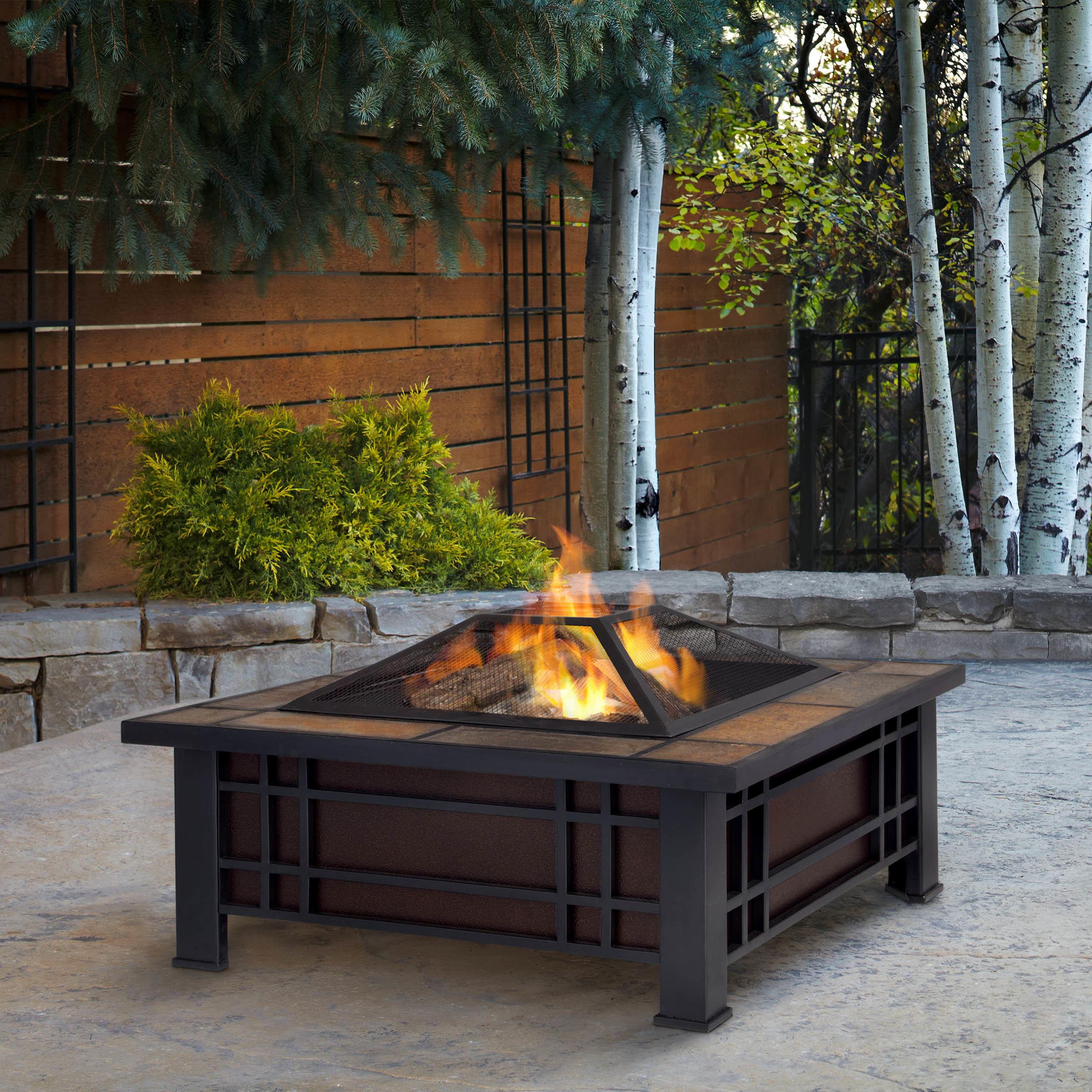 Bio Ethanol Outdoor Fireplaces Fire Pits Youll Love Wayfair with measurements 2400 X 2400