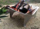 Boomerang Firepit The Smarter Portable Lightweight Firepit For Camping in proportions 1063 X 896