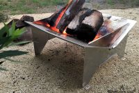 Boomerang Firepit The Smarter Portable Lightweight Firepit For Camping regarding dimensions 1063 X 896