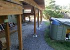 Build A Deck Without Digging Holes Using A Deck Post Base And Post for proportions 1024 X 768